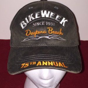 2016 Daytona Beach Bike Week Baseball Style Cap
